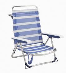 lightweight adjustable lay flat beach chair wide blue set of