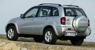 toyota rav4 2003 2006 reviews technical data prices