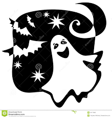 halloween ghost royalty free stock image image 34717806