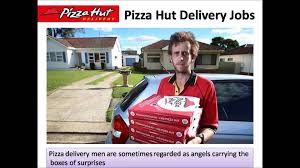 pizza hut delivery jobs youtube