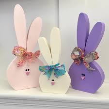 easter bunny decorations 55 easter bunny decor ideas for a colorful easter