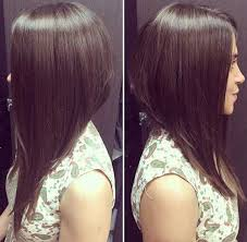 hair that is asymetric in back layered haircuts for long hair back view find hairstyle