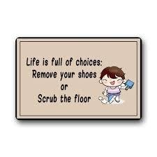 Doormat Leave Buy Custom Machine Washable Door Mat Leave Me Alone Indoor Outdoor