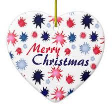 paint splatter ornaments keepsake ornaments zazzle