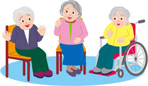 Chair Exercises For Seniors Elderly Exercising Cliparts Free Download Clip Art Free Clip