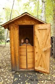 outhouse bathroom ideas outhouse door u0026