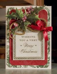 griffin christmas cards handmade christmas card using griffin products griffin