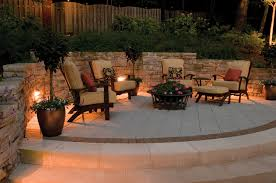 Landscaping Light Kits by Recessed Led Outdoor Step Lights Fabulous Qaca Halfmoon Smd Ip