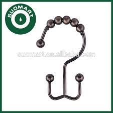Bronze Shower Curtain Hooks Track Hook Source Quality Track Hook From Global Track Hook