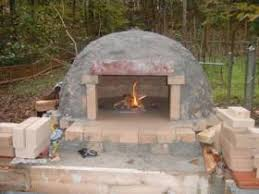 How To Build A Pizza Oven In Your Backyard Curing Your Pizza Oven Brick Ovens Forno Bravo