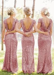 sequin bridesmaid dresses best 25 sequin bridesmaid dresses ideas on chagne