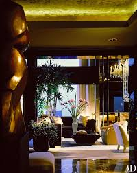 trumps home in trump tower donald trump s 1985 apartment looks exactly how you d imagine it