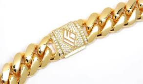 Custom Gold Bracelets Custom Jewelry Diamond Pendants And Grillz In Los Angeles If U0026 Co