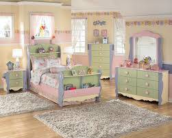 Twin Beds For Girls Kids Furniture Signature Design By Ashley Doll House 4 Pc Twin