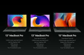macbook pro 15 black friday apple revamps macbook pro lineup adds u0027touch bar u0027 digital