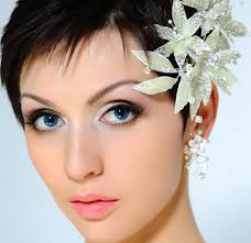wedding hairstyles for short hair many different wedding