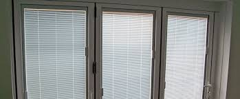 Integral Venetian Blinds Slim Upvc Bi Fold Doors Folding Doors 2 U
