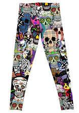 skeleton leggings ebay