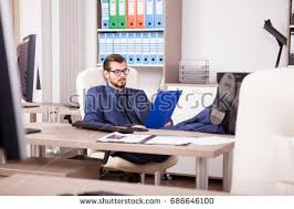 Feet On The Desk Executive Feet Stock Images Royalty Free Images U0026 Vectors