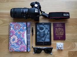 My 10 essential travel items empfire