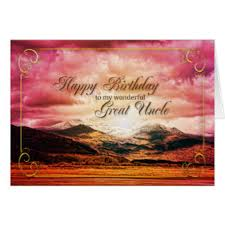 great uncle birthday cards greeting u0026 photo cards zazzle