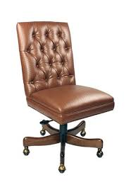 brown leather armless desk chair 9 best chairs images on pinterest office desk chairs bureaus and