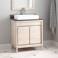 Powder Room Vanity With Vessel Sink 30