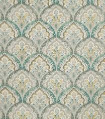Blue Upholstery Fabric Smc Designs Print Fabric Ballard Sussex Spa Blue Joann