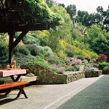 railway sleeper landscaping ideas retaining wall ideas wooden