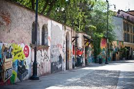 free images road town alley city color paint graffiti road street town alley city wall color paint graffiti lane street art art infrastructure mural milan