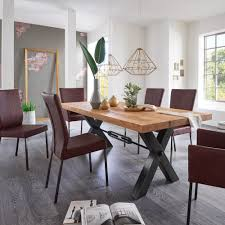 Dining Table And 4 Chairs Quantum Dining Table 4 Chairs And 2 Armchairs Dining Sets
