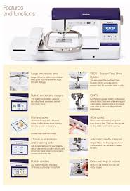 brother innovis innov is 2600 sewing quilting embroidery machine