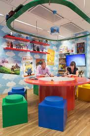 coolblue office the toy conference room lego seats lego table