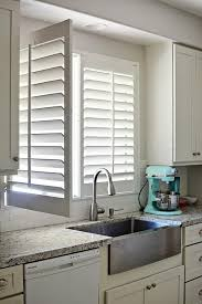 Kitchen Window Shutters Interior Our Customer Said The Quality Of These Shutters Is Amazing They