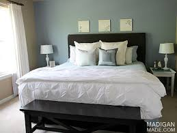 Blue Master Bedroom Decorating Ideas Home Design Ideas - Simple master bedroom designs