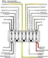 1973 super beetle wiring diagram thegoldenbug com on 1973 vw