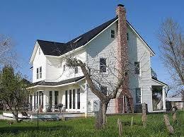 large farmhouse plans spacious american folk farmhouse w large attic hq pics plans