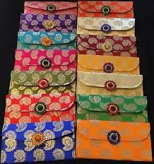 indian wedding gift brocade silk shagun salami wedding gift money envelopes indian