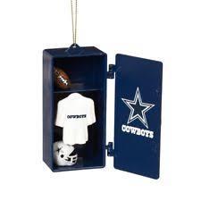 dallas cowboys ornament ebay