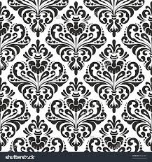 Black Damask Wallpaper Home Decor by Damask Wallpaper Collection 65