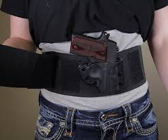 belly band holster gear test crossbreed holsters improves its b the daily caller