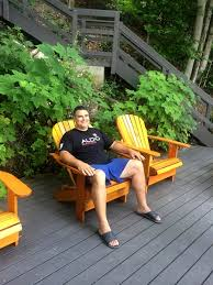 Extra Large Adirondack Chairs Grand Adirondack Chair Wood Outdoor Chair Thebestadirondackchair