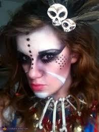 Voodoo Themed Halloween Costumes Voodoo Priestess Makeup Roya Saffari Https Www