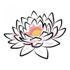 Lotus Flower With Om Symbol - gi php type u003d1 u0026id u003d2227