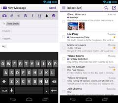 yahoo mail android yahoo mail gets a rev brand new apps for iphone android and