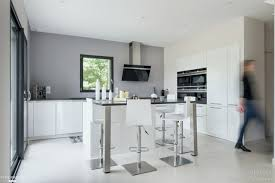 ilot centrale cuisine conception de cuisine le meilleur design de cuisine pour votre