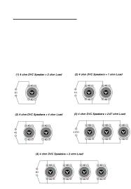 1 ohm load wiring diagram wiring diagram