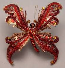 butterfly ornaments for rainforest islands ferry