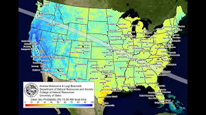 Zip Code Map Albuquerque by Don U0027t Let Clouds Ruin Your Solar Eclipse View U2014 Use These Maps To