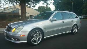 175k miles for 14k 2005 mercedes benz e55 amg wagon bring a